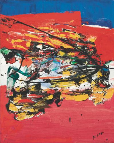 Marcelle Ferron, 'Hommage à la francophonie (h0001)', 1999