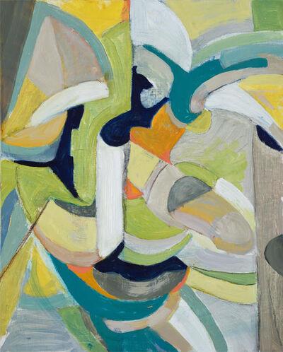 Lois Dickson, 'Bluebirds', 2015
