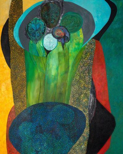Merikokeb Berhanu, 'Untitled XXXVI', 2019