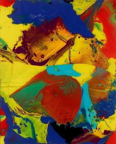 Gerhard Richter, 'Bagdad II (Flow P10)', 2014