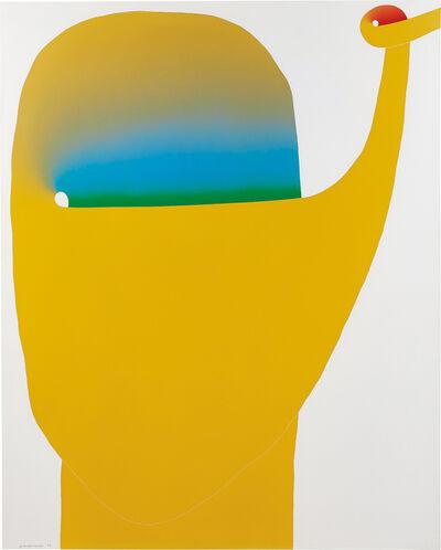 Sadamasa Motonaga, 'Work', 1974