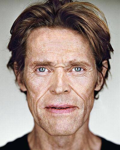 Martin Schoeller, 'Willem Dafoe', 2009