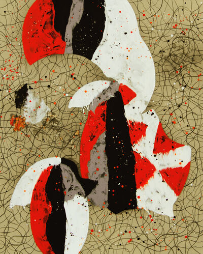 Jose M. Ciria, 'Figura Desocupándose', 2008