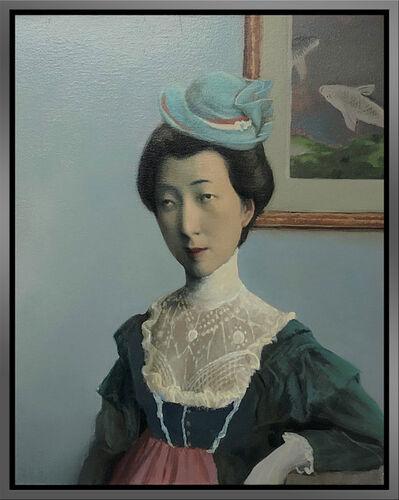 Jeffrey Chong Wang, 'The Lady', 2018