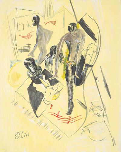 Paul Colin, 'Jazz Josephine : Maquette.', ca 1925-1935