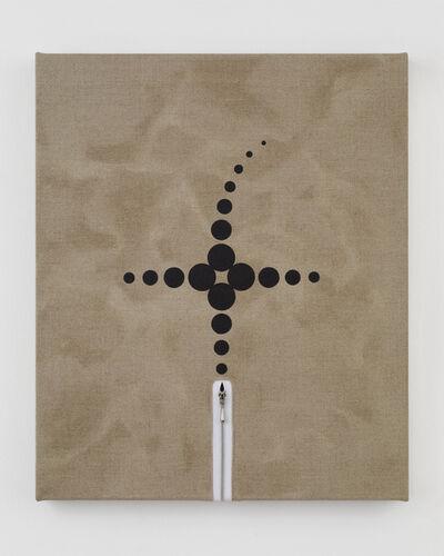 Donald Moffett, 'Lot 032107/20 (spill physics)', 2007/2020