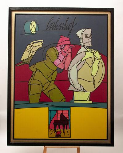 Valerio Adami, 'Back Home', ca. 1935-2020