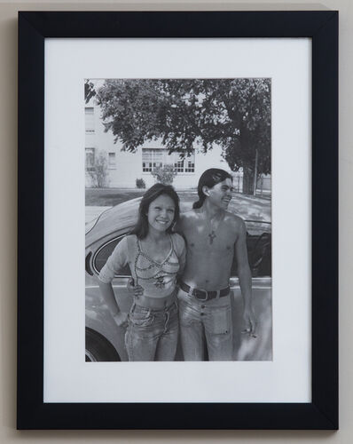 Larry Clark, 'New Mexico', 1974