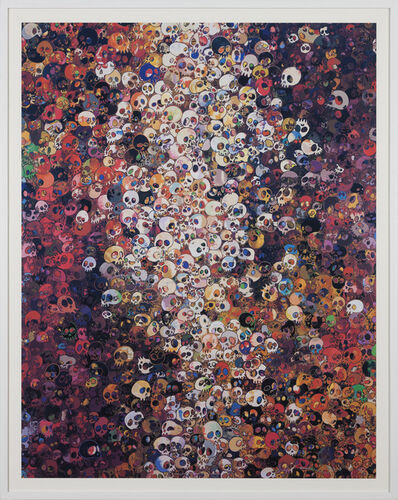 Takashi Murakami, 'I know not. I know', 2010
