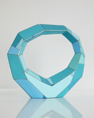 "Ashley Hicks, '""Faceted Ring"" sculptural object', 2019"