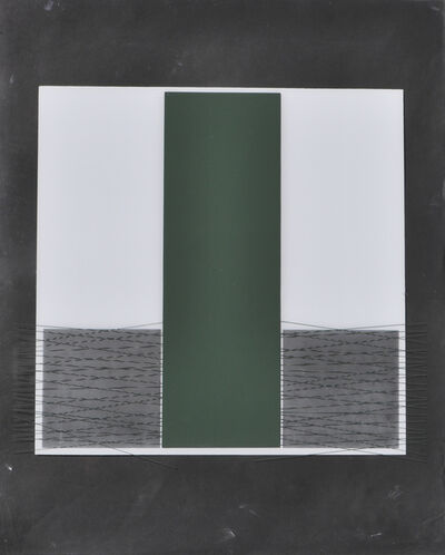 Jesús Rafael Soto, 'Jai-Alai B', 1969