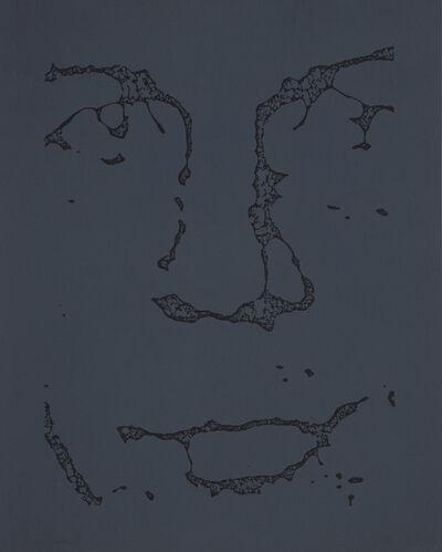 Ellsworth Kelly, 'Jack/Gray', 1990