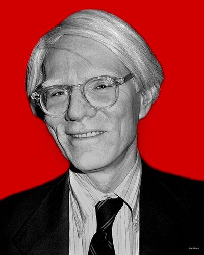 Bobby Miller, 'Andy Warhol', 1977-2015