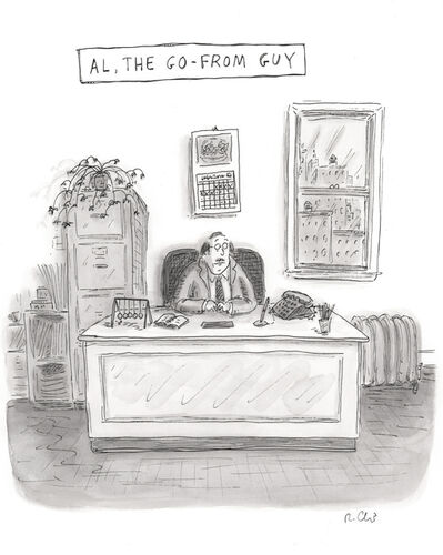 Roz Chast, 'Al, The Go-From Guy'