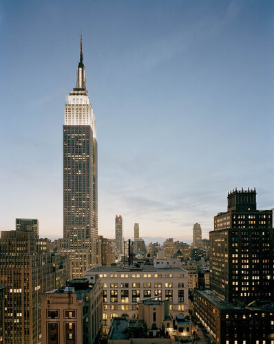 David Leventi, 'Empire State Building, 350 Fifth Avenue, New York, New York', 2005-2007