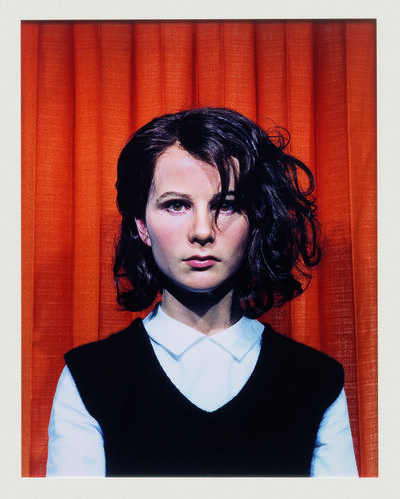 Gillian Wearing, 'Self Portrait at 17 Years Old', 2003