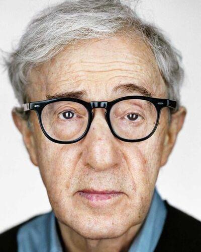 Martin Schoeller, 'Woody Allen', 2014