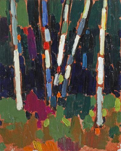 Arthur Shilling, 'TREES', ca. 1983