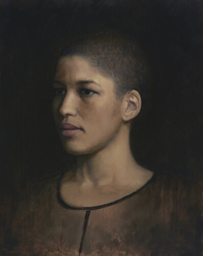 Christina Mastrangelo, 'Portrait of Ari', 2018
