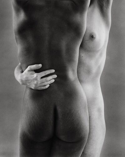 Ruth Bernhard, 'Two Forms'
