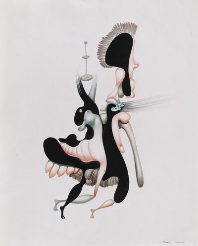 Jules Perahim, 'Livingston', N/A