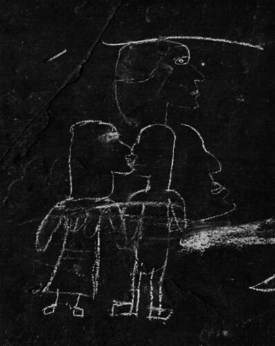 Helen Levitt, 'N.Y.', 1940
