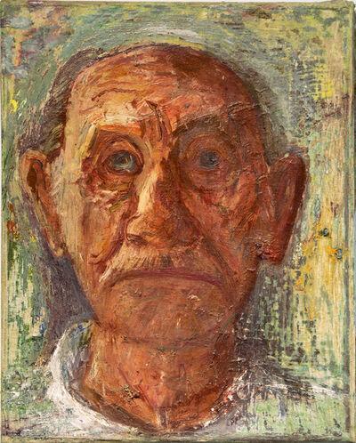 John Lees, 'Portrait', 1972