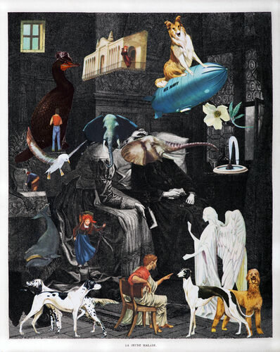 Mauricio Garrido, 'La Jeune Malade', 2014