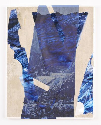 Letha Wilson, 'Mosaic Canyon Concrete Bend', ca. 202