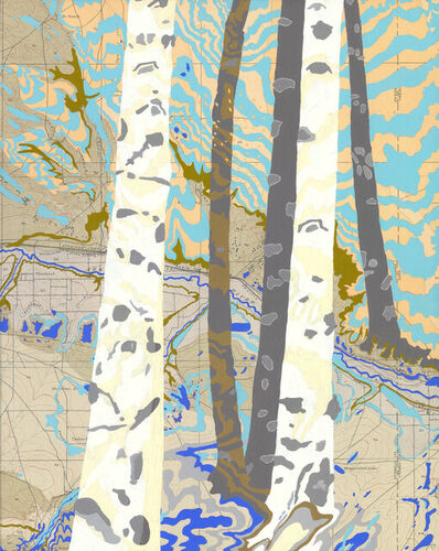 Meredith Nemirov, 'Rivers Feed the Trees 457', 2021