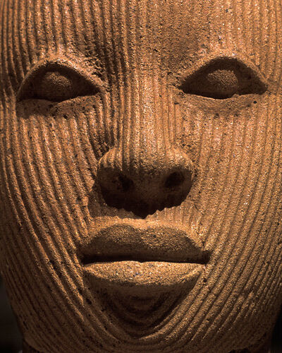 Pierre Sernet, 'F019, Nigerian, Terracotta', 2003