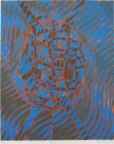 Stanley William Hayter, 'Calculus', 1971