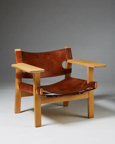"Börge Mogensen, 'Armchair ""Spanish"" ', 1958"