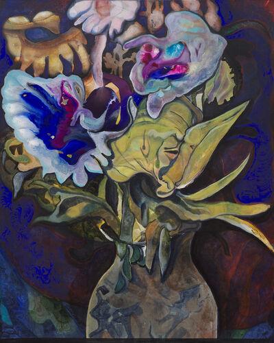 Maya Bloch, 'Untitled (Big Flowers 2)', 2015