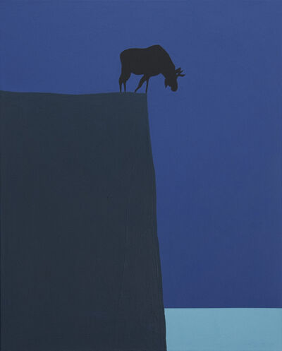 Charles Pachter, 'Brink', 2015