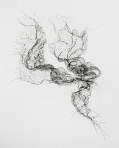 Susie MacMurray, 'Gauze Bandage Drawing I', 2018