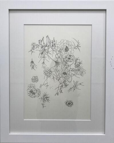 Mizuno Rina, 'Detailed Drawing 2020.2', 2020