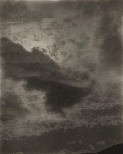 Alfred Stieglitz, 'Music, A Sequence of Ten Cloud Photographs, No. VI', 1922