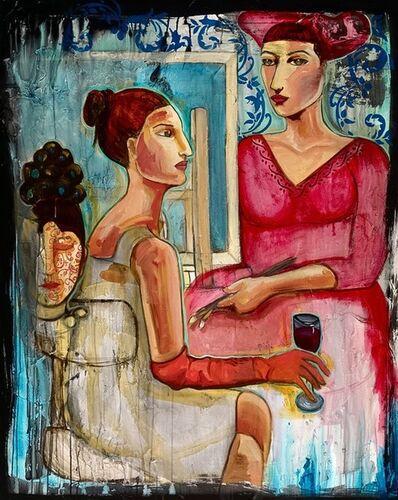 Yolanda Gonzalez, 'Sueno de la Pintora ', 2014