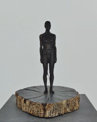 Aron Demetz, 'Untitled', 2017