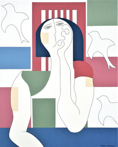 Hildegarde Handsaeme, 'Escape in Dreams', 2019