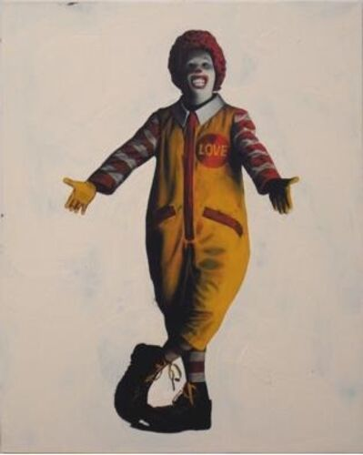 Masaki Yada, 'Mr. Ronald McDonald', 2014