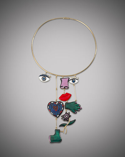 Niki de Saint Phalle, 'Assemblage Necklace', 1974-2015