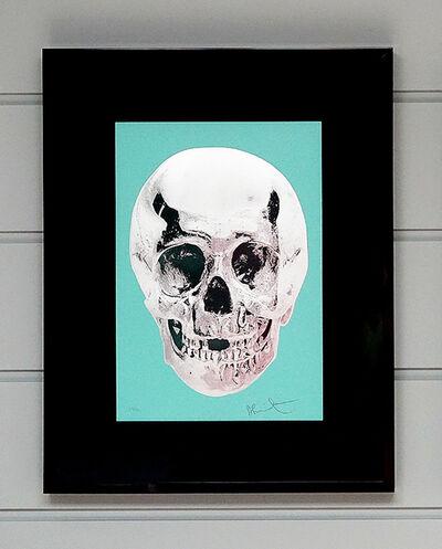 Damien Hirst, 'Skull, Turquoise/Emerald', 2012