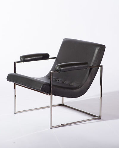 Milo Baughman, 'Accent Chair for Thayer Coggin, Model 973-103', 1994