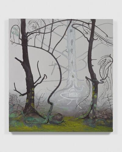 Inka Essenhigh, 'Decomposing Forest', 2019