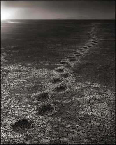 Nick Brandt, 'Elephant Footprints, Amboseli 2012', 2012