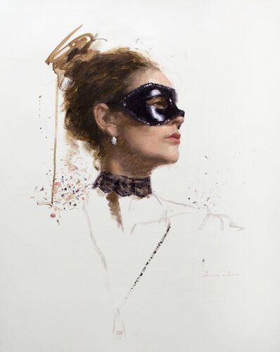 Shane Wolf, 'Masquerade', 2014