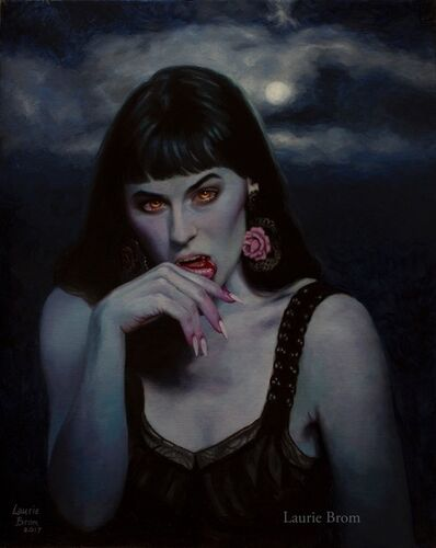 Laurie Lee Brom, 'Ambrosia', 2017
