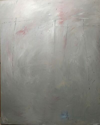Tom Lieber, 'Untitled, Large Abstract Painting', 1980